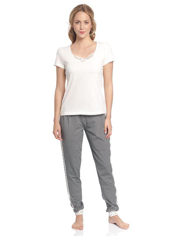 Vive Maria La Fillette Pyjama Pants black allover – Bild 6