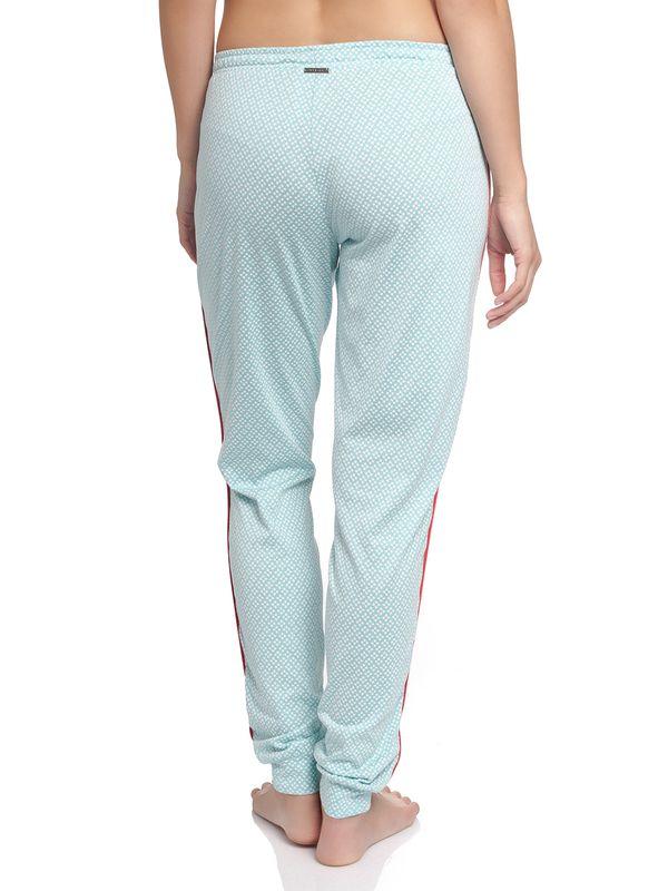 Vive Maria Bonbon Pyjama Pants lightblue allover – Bild 2