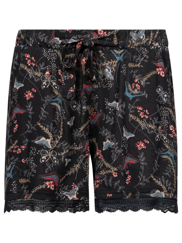 Vive Maria Papillon Short Pyjama Pants black allover view