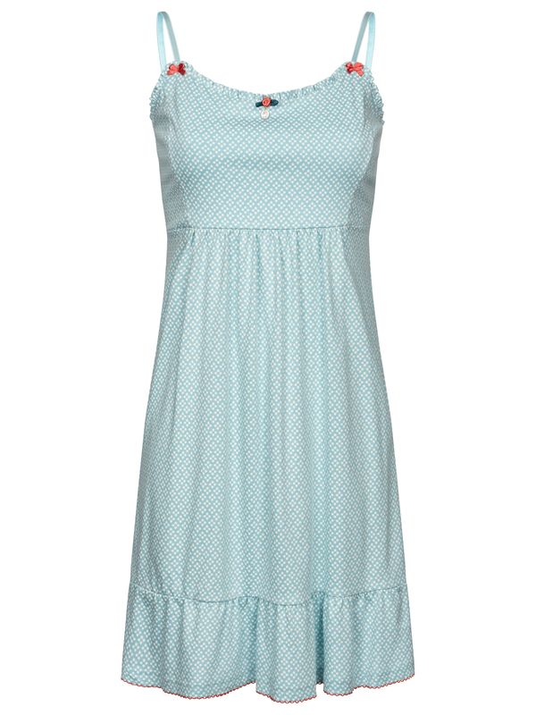 Vive Maria Bonbon Sucrée Nightdress lightblue allover Ansicht