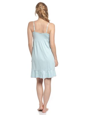 Vive Maria Bonbon Sucrée Nightdress lightblue allover – Bild 2