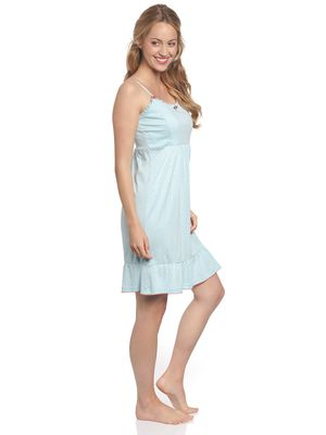 Vive Maria Bonbon Sucrée Nightdress lightblue allover – Bild 3