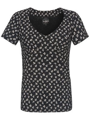Vive Maria Rendez-Vous Shirt black allover – Bild 0