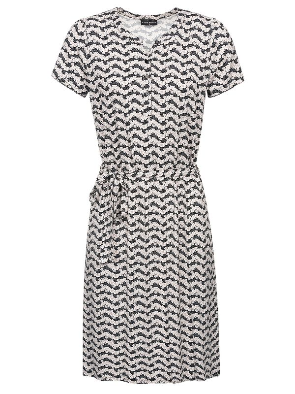 Vive Maria Rue De Rivoli Dress black allover – Bild 1
