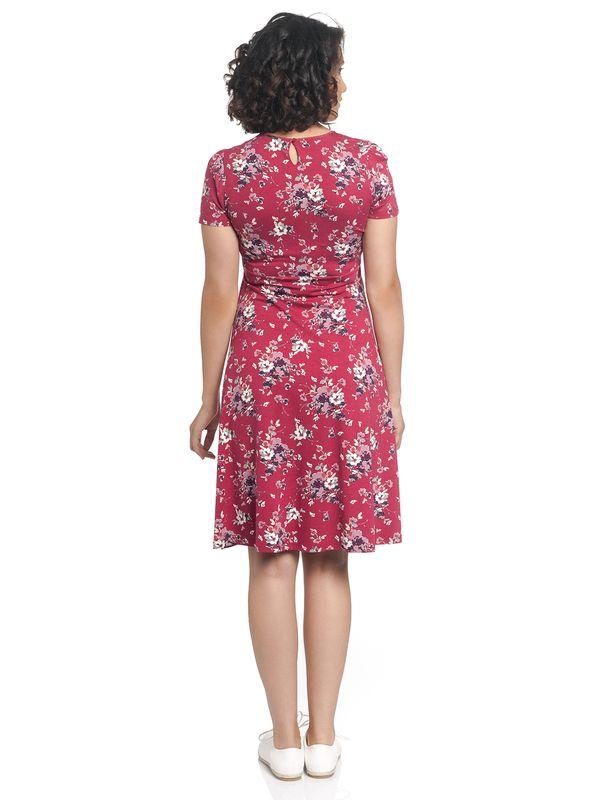 Vive Maria Amour Fou Dress red allover – Bild 2