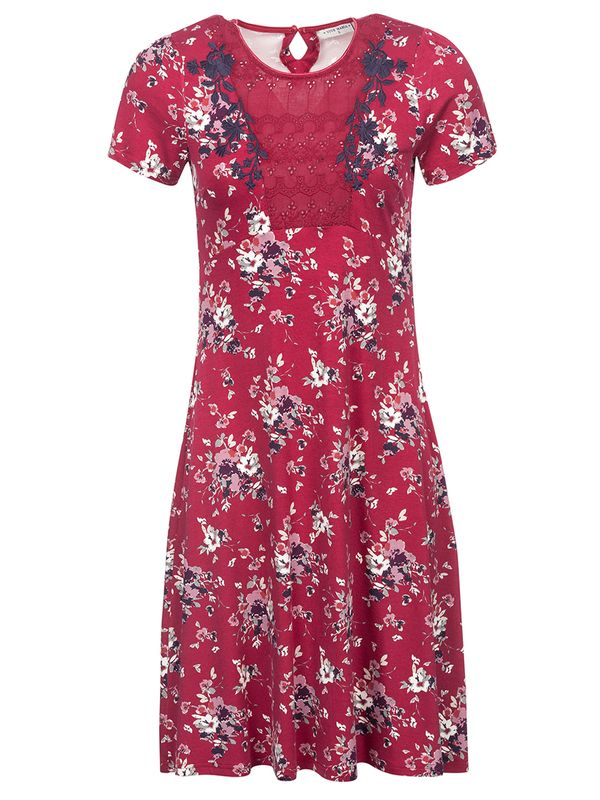 Vive Maria Amour Fou Dress red allover Ansicht