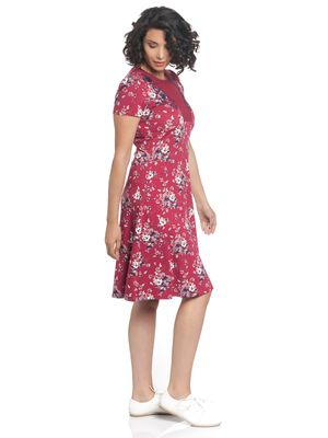 Vive Maria Amour Fou Dress red allover – Bild 3