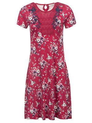 Vive Maria Amour Fou Dress red allover – Bild 0