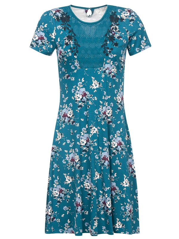Vive Maria Amour Fou Dress blue allover – Bild 0