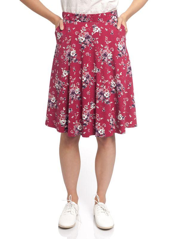 Vive Maria Mon Amour Skirt red allover – Bild 2
