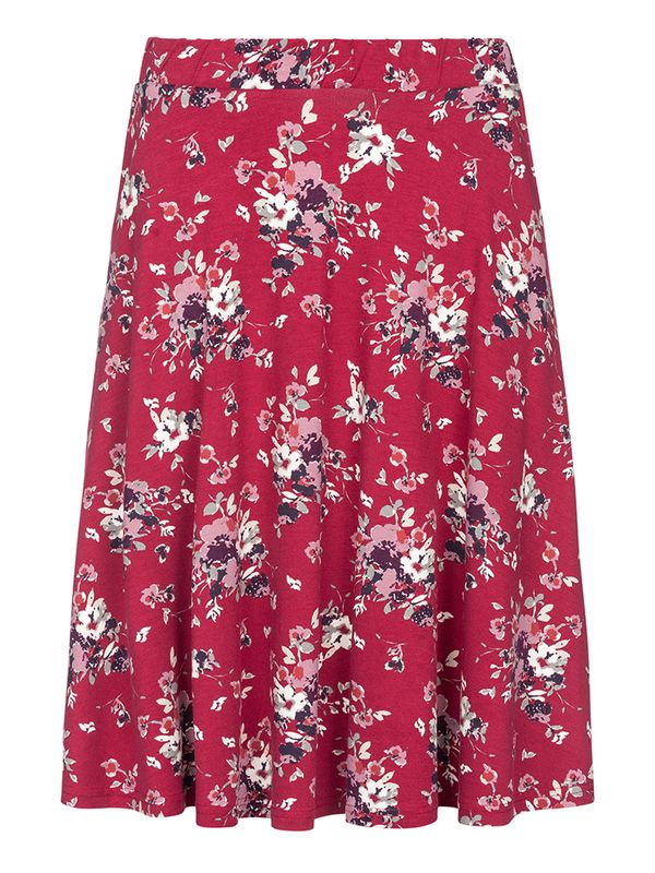 Vive Maria Mon Amour Skirt red allover view