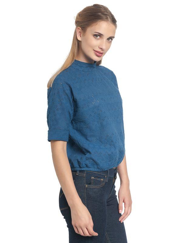 Vive Maria Avignon Blouse blue – Bild 3