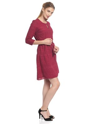 Vive Maria Avignon Dress red – Bild 3