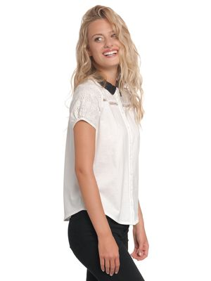 Vive Maria Toulon Blouse cream – Bild 3
