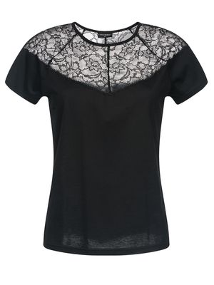 Vive Maria Amoureuse Shirt black – Bild 0
