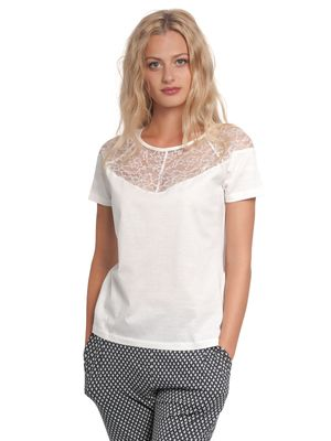 Vive Maria Amoureuse Shirt cream – Bild 1