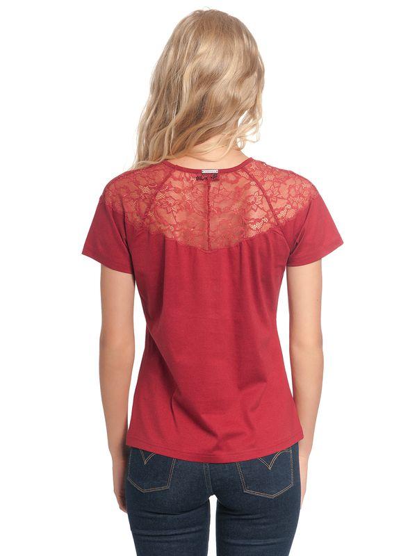 Vive Maria Amoureuse Shirt red – Bild 3