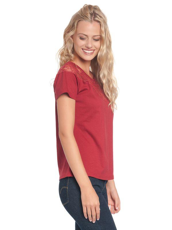 Vive Maria Amoureuse Shirt red – Bild 4