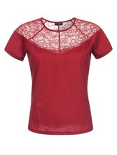 Vive Maria Amoureuse Shirt red – Bild 0
