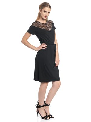 Vive Maria Amoureuse Dress black – Bild 3