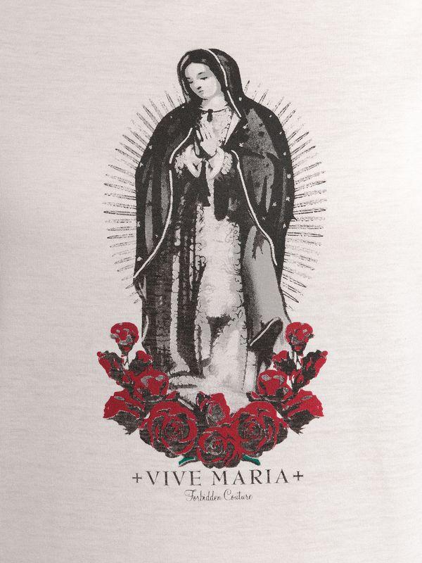 Vive Maria Maria Sacrée Shirt white – Bild 6