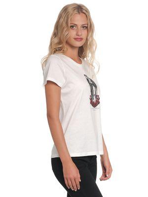 Vive Maria Maria Sacrée Shirt white – Bild 3