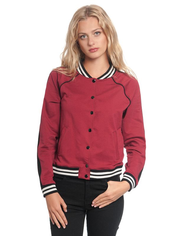 Vive Maria Gamine Sweat Blouson red – Bild 1