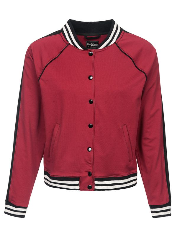Vive Maria Gamine Sweat Blouson red Ansicht