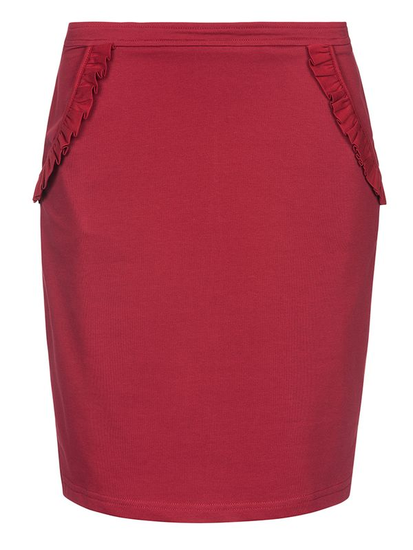 Vive Maria Gamine Sweat Skirt red Ansicht