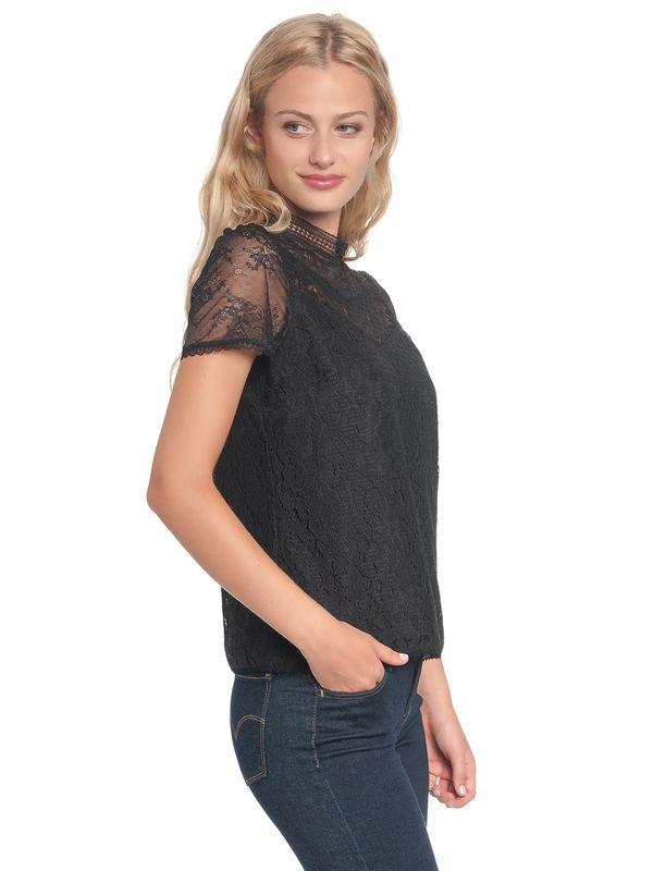 Vive Maria Dis Oui Shirt black – Bild 3