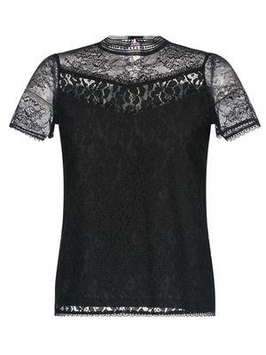 Vive Maria Dis Oui Shirt black – Bild 0