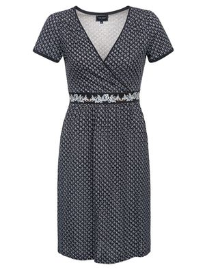 Vive Maria La Gitane En Ville Dress blue allover – Bild 0