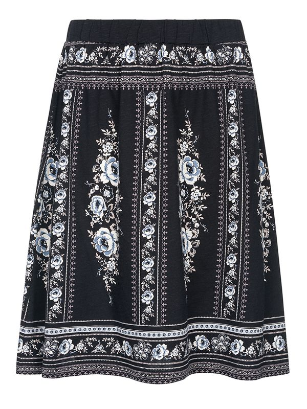 Vive Maria La Gitane Skirt blue allover – Bild 0