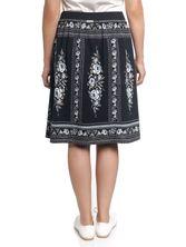 Vive Maria La Gitane Skirt blue allover – Bild 2