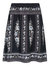 Vive Maria La Gitane Skirt blue allover – Bild 0