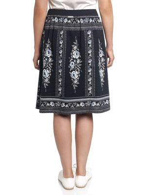 Vive Maria La Gitane Skirt blue allover – Bild 2