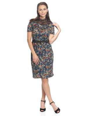 Vive Maria Jardin D'Amour Dress black allover – Bild 1