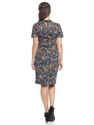 Vive Maria Jardin D'Amour Dress black allover – Bild 2