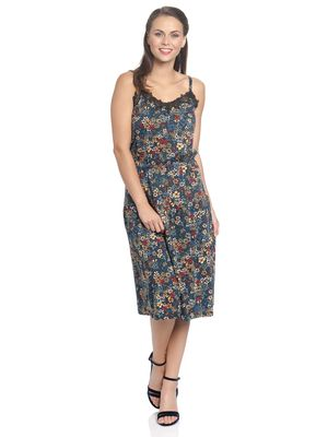Vive Maria Jardin D'Été Dress black allover – Bild 1
