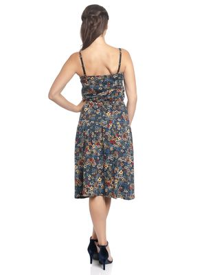 Vive Maria Jardin D'Été Dress black allover – Bild 2