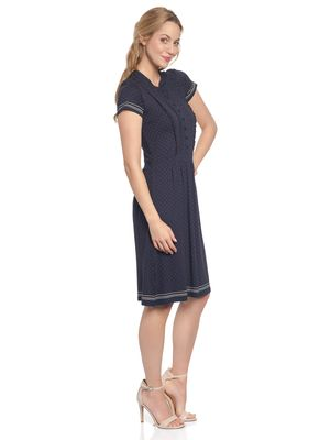 Vive Maria Deauville Plage Dress blue allover – Bild 3