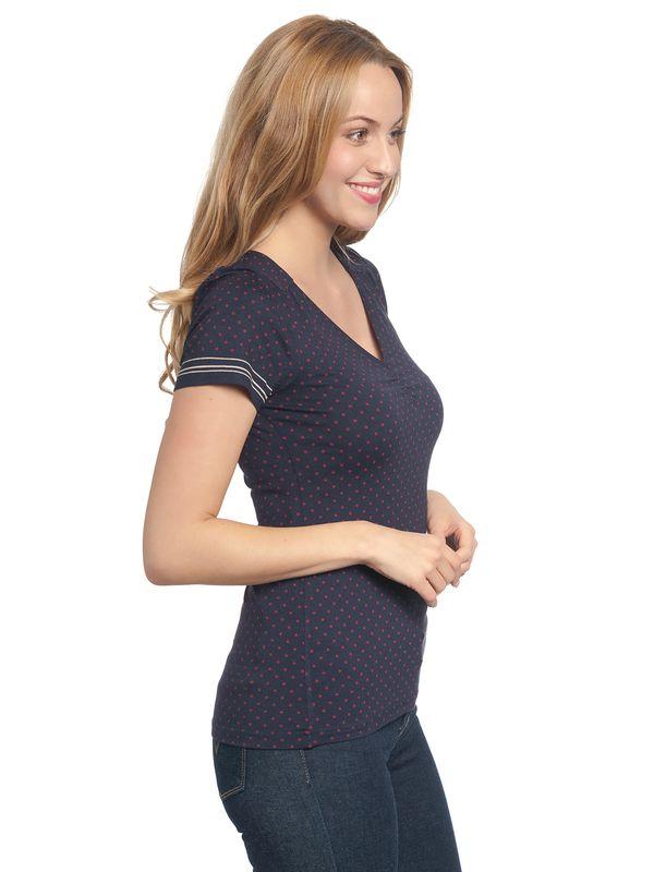 Vive Maria Deauville Shirt blue allover – Bild 4