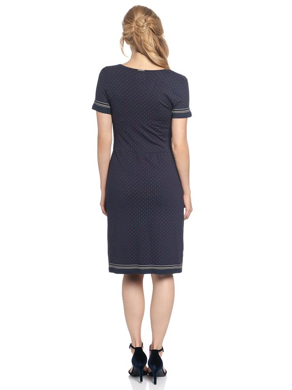 Vive Maria Deauville Wrapdress blue allover – Bild 2