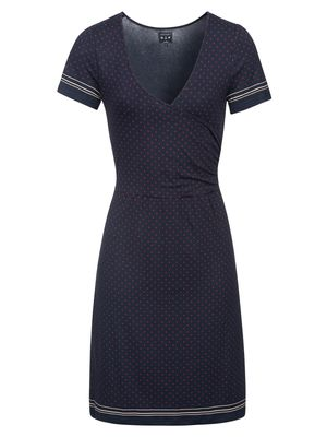 Vive Maria Deauville Wrapdress blue allover – Bild 0