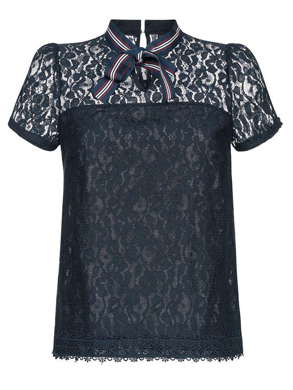 Vive Maria St. Malo Shirt blue Ansicht