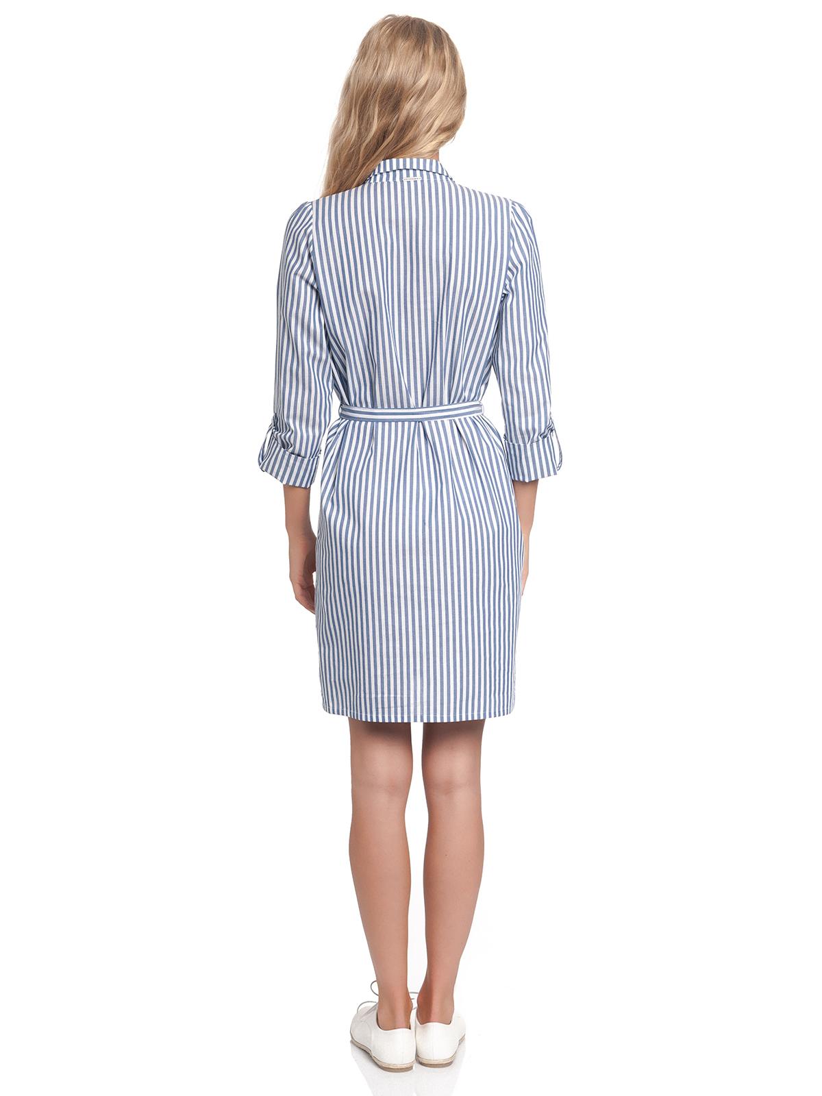 Vive Maria Voyage Dress blue//white