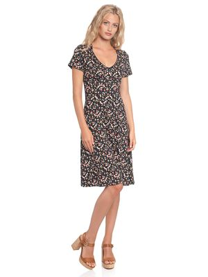 Vive Maria La Tulipe Dress black allover – Bild 1