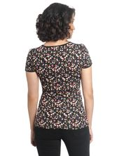 Vive Maria La Tulipe Shirt black allover – Bild 2