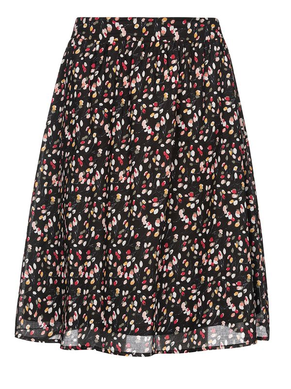 Vive Maria La Tulipe Douce Skirt black allover view