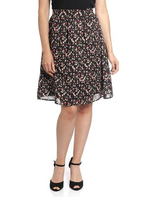 Vive Maria La Tulipe Douce Skirt black allover – Bild 1